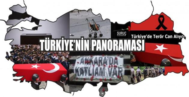 TÜRKİYE'NİN PANORAMASI