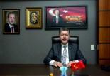 """AK Parti Manisa Milletvekili Mehmet Ali Özkan: """"Bu bayram iki sevinci bir arada yaşıyoruz"""""""