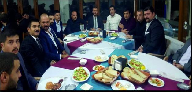 Manisa Ülkü Ocakları Soma'da İl İstişare Toplantısı'nda Buluştu