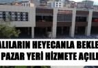 SOMALILARIN HEYECANLA BEKLEDİĞİ KATLI PAZAR YERİ HİZMETE AÇILIYOR..