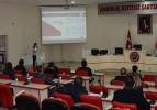 SOMA'DA KADINA YÖNELİK ŞİDDET KONULU TOPLANTI DÜZENLENDİ