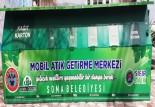 SOMA BELEDİYESİ'NDEN 'SIFIR ATIK' SEFERBERLİĞİ