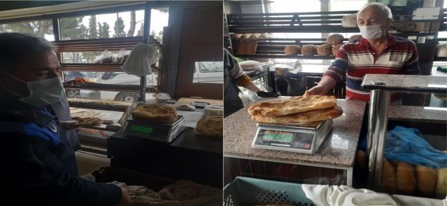 SOMA'DA FIRINLARA RAMAZAN DENETİMİ
