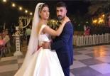 Nazlı ve Cevahir çifti ömür boyu mutluluk için evet dedi
