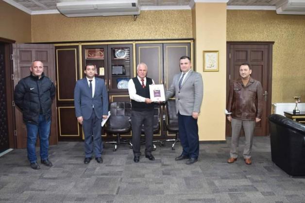 BİK Manisa Şube Müdürü Kahraman Kırkağaç ve Soma'da Ziyaretlerde Bulundu