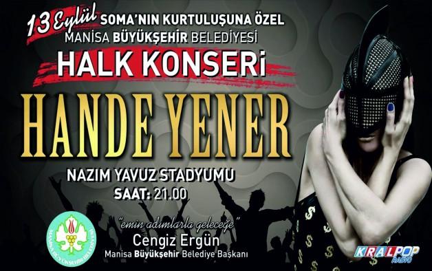 Hande Yener Somalılarla Buluşacak