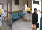 Soma Devlet Hastanesi'nde Korona Virüs Önlemleri
