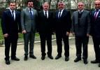 SOMA TSO, TKİ GENEL MÜDÜRÜ ÖMER BAYRAK'I ZİYARET ETTİ