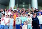 Soma'da Öğrenciler Yaşlıları Unutmadı
