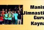 Manisalı Jimnastikçiler Gurur Kaynağı