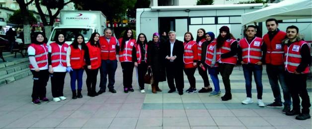 Lösemi hastalarına umut olabilmek için yarıştılar