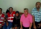KIZILAY SOMA ŞUBESİ'NDEN FATMA TEYZEYE TEKERLEKLİ SANDALYE