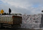 Soma'dan Kocaeli'ye 7 bin ton kömür