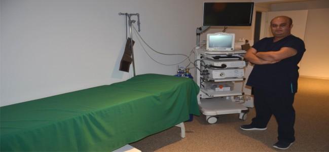Soma'da KBB ve Genel Cerrahi Kliniği açıldı