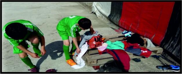 Soma Zafer Spora yardım eli uzandı