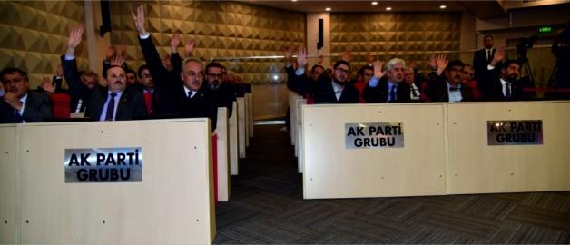 """Başkan Ergene: """"Komisyon kararının reddine oy kullandık"""""""