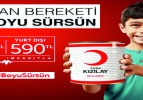 Türk Kızılay'ı Kurban Bağışlarını Bekliyor