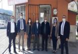 Büyükşehir Soma'da Muhtarları Dinledi