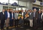 MİLLETVEKİLİ YURDUNUSEVEN'DEN SOMA'YA ZİYARET