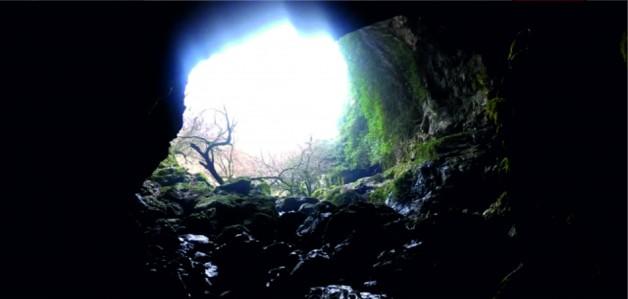 3,5 Kilometrelik Mağaraya Girdiler