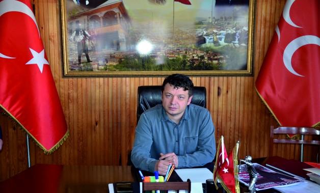 """Murat Maan,""""Halka hizmet Hakka hizmet"""""""