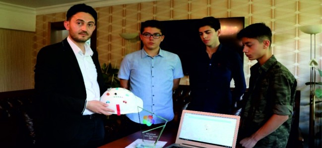 Türk öğrenciler Dünya birincisi oldu