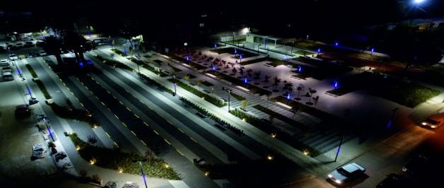 Soma'ya Pırıl Pırıl Bir Meydan Kazandırıldı