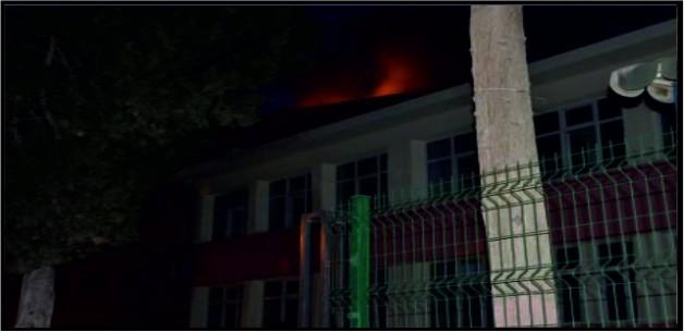 Soma'da Okul Yangını