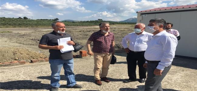 """Milletvekili Özkan'dan """"Soma OSB"""" açıklaması"""