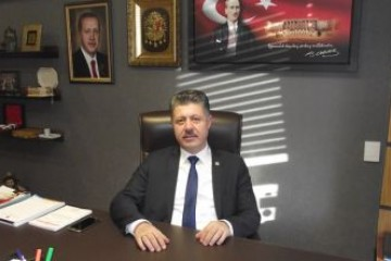 MİLLETVEKİLİ ÖZKAN'DAN RAMAZAN BAYRAMI MESAJI