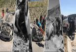 TRAFİK KAZASINDA 5 KİŞİ YARALANDI