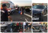 TRAFİK KAZASI 2 Ölü 2 Yaralı