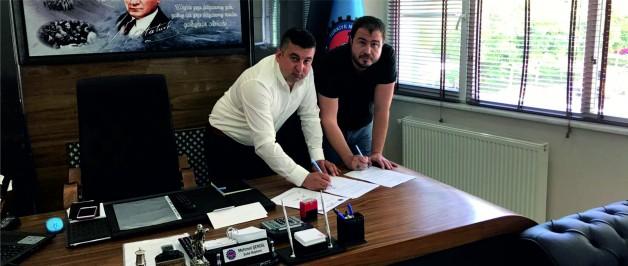 Maden-iş Sommar'la Sözleşme İmzaladı