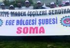 SOMALI MADENCİLER 1 MAYISI İZMİR'DE KUTLADILAR