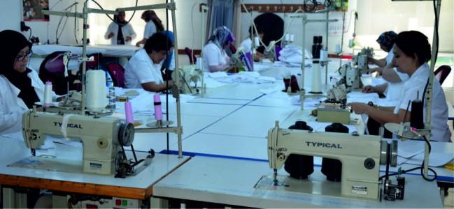 Dünya markalarının imajını Somalı kadınlar belirliyor