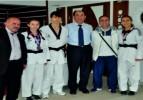 SOTESSPORLU TAEKWONDOCULAR KAYMAKAMI ZİYARET ETTİ