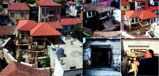 150 YILLIK EV RESTORE EDİLİYOR