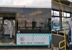 Soma'da Toplu taşıma Araçları Dezenfekte Edildi