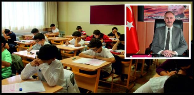 Soma'da TEOG Sınavına 1.510 Öğrenci Girecek