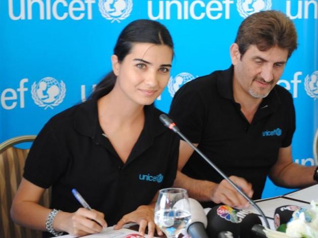 UNICEF'ten Soma İçin Proje