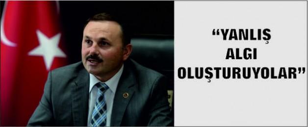 """""""YANLIŞ ALGI OLUŞTURUYOLAR"""""""