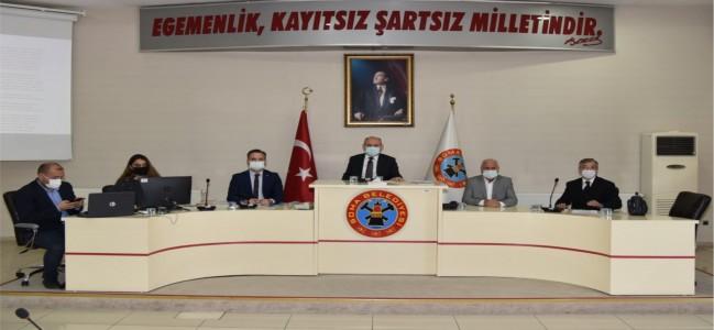 Soma OSB Toplantısı Vali Karadeniz Başkanlığında Yapıldı