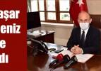 Vali Yaşar Karadeniz Göreve Başladı