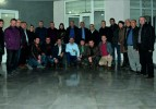 Ziraat Odası Gazetecileri Unutmadı