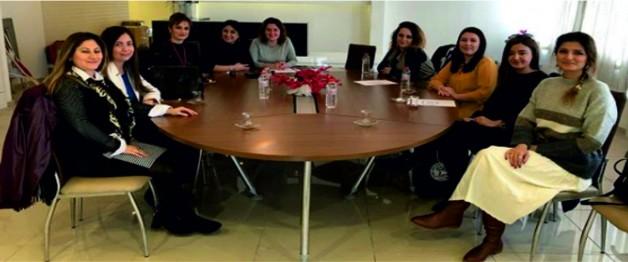 Soma TSO Kadın Girişimciler Kurulu Ziyaretlere Başladı